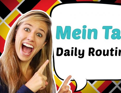 GERMAN LESSON 51: Tagesablauf / Daily Routine in German ! – Green Way